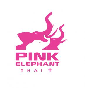 Pink Elephant - Logo1