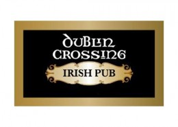 Dublin Crossing Irish Pub logo