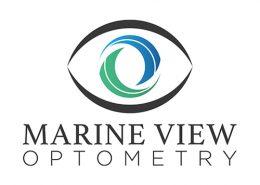 Marine View Optometry logo