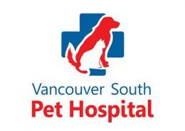 Vancouver South Pet Hospital logo