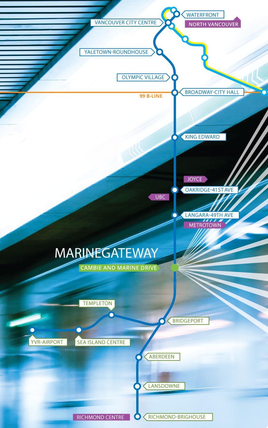 transit map