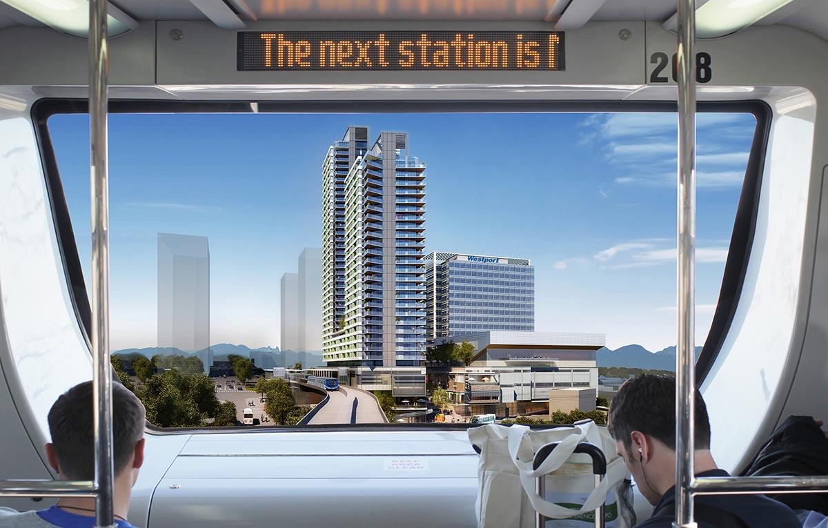 Transit image