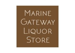 Marine Gateway Liquor Store logo