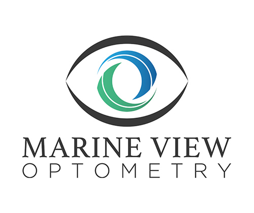 Marine View Optometry logo